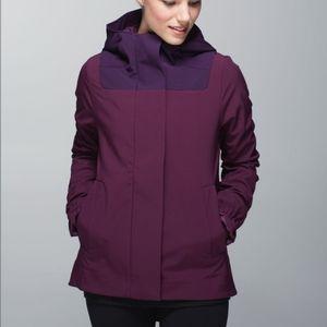 🍇 Lululemon Studio Softshell jacket